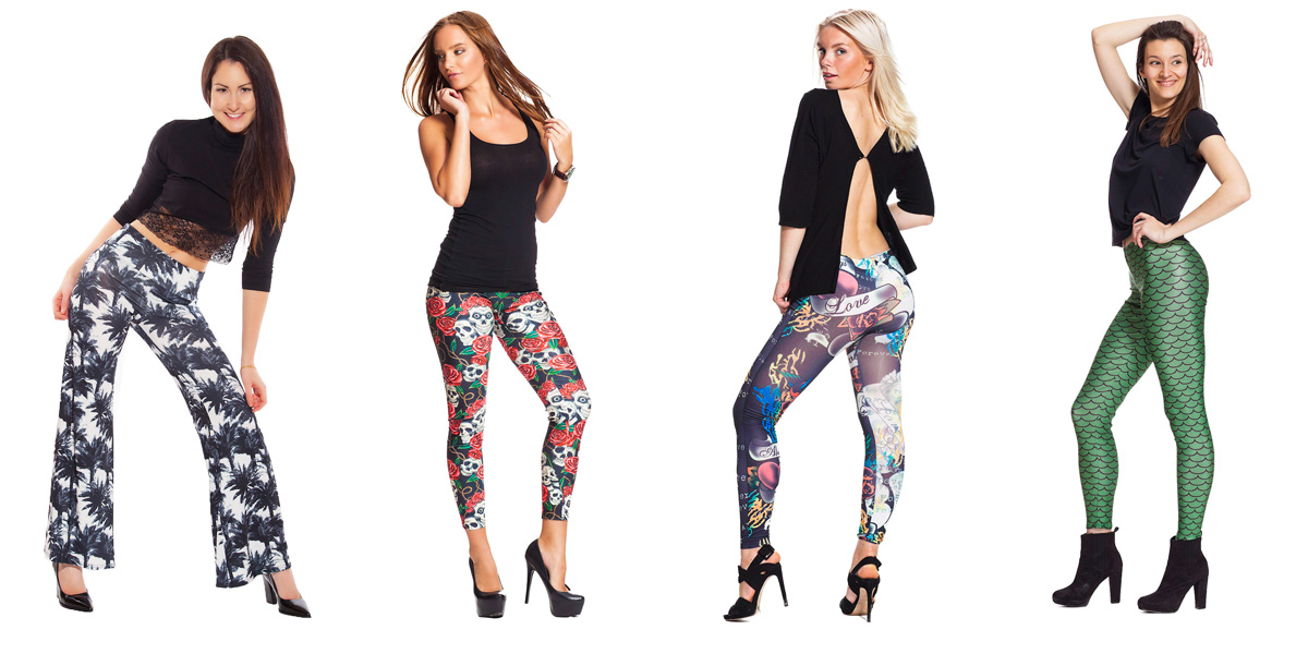 leggings och tights webshop sverige online