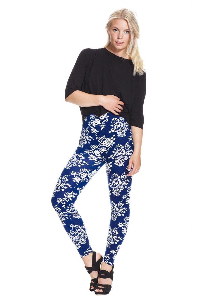 Snygga leggings fraktfritt online !