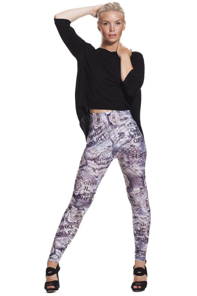 Sköna leggings online !