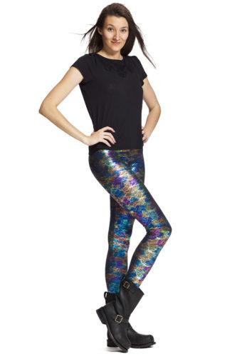 Festliga leggings online med fri frakt