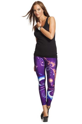 Vackra leggings online - fri frakt !