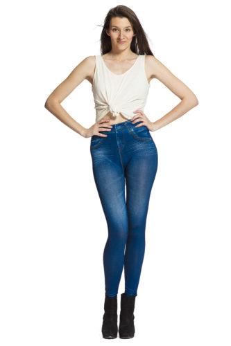 jeansleggings till bra pris online !