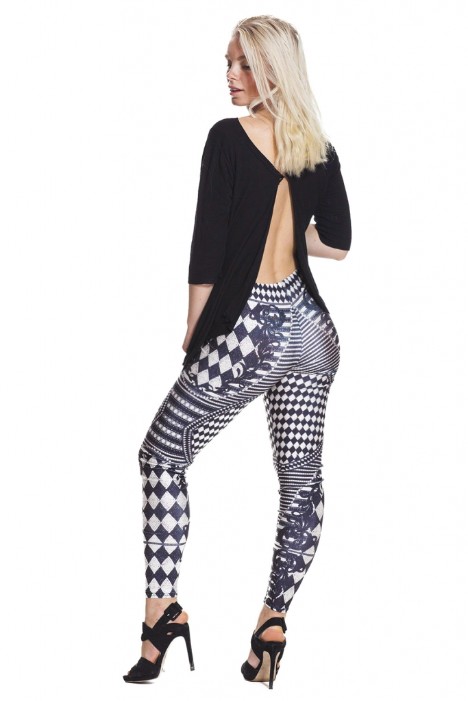 Leggings online med fri frakt !