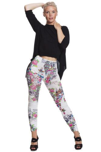 Snygga leggings och tights online med fri frakt !