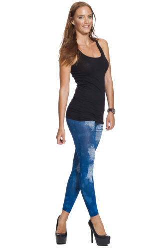 Leggings och jeansleggings med bra pris och fri frakt online !