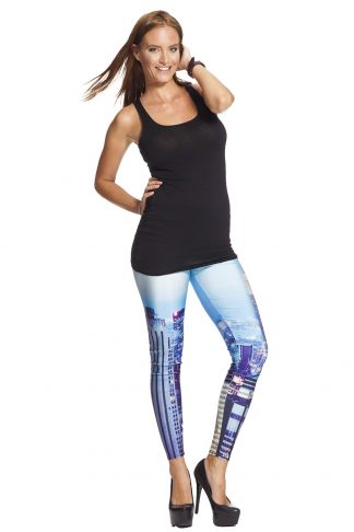 City Legging New York fri frakt online