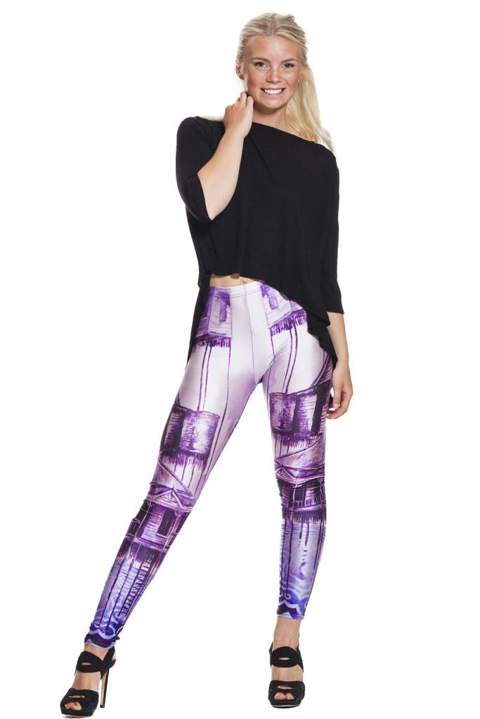 Leggings till bra pris online - fraktfritt !