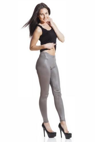 snygga leggings online i faux läder med fri frakt