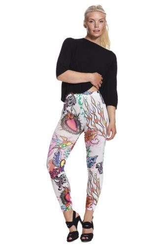 Läckra leggings med snygga mönster online och fri frakt !