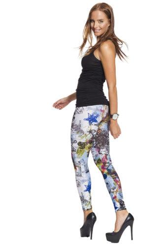 Snygga leggings billigt online med fri frakt !