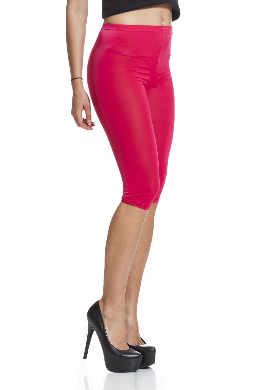 röda capri leggings online fraktfritt