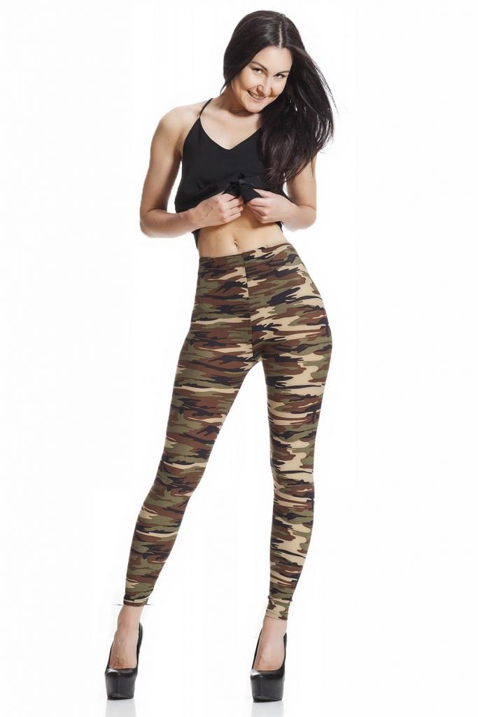 Army leggings camouflage online fraktfritt