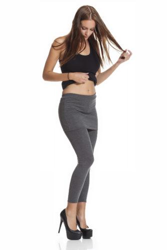 leggings med kjol fri frakt online