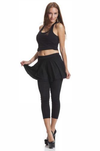 leggings med kjol och fri frakt online