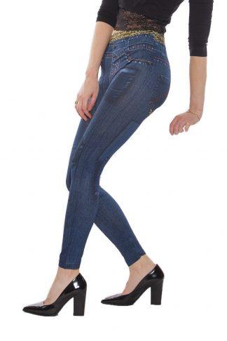 Tights, leggings, jeggings och jeansleggings - för sport och yoga, vardag och fest