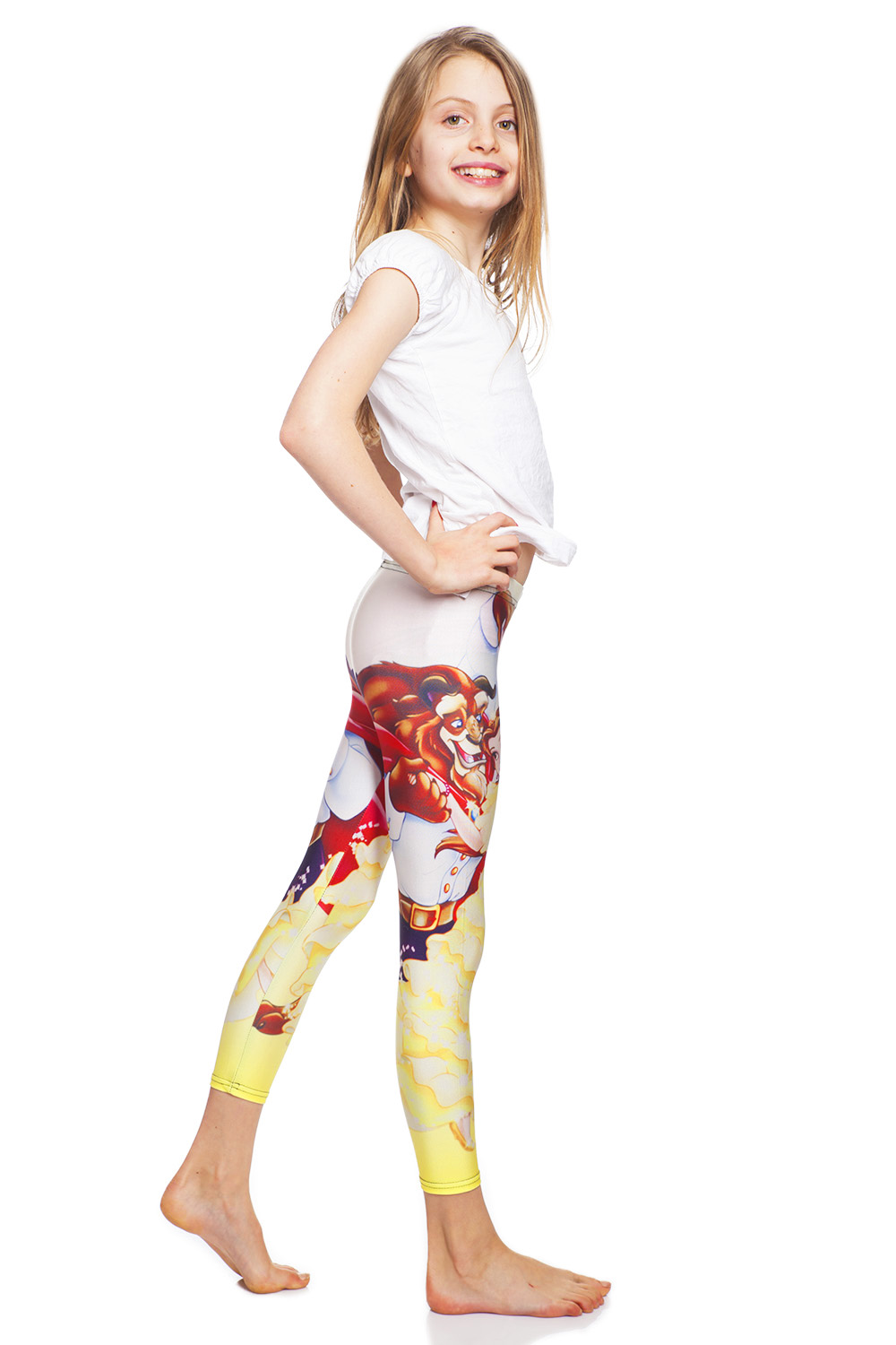 Beauty Beast Tights Kids 8efe587661fa6