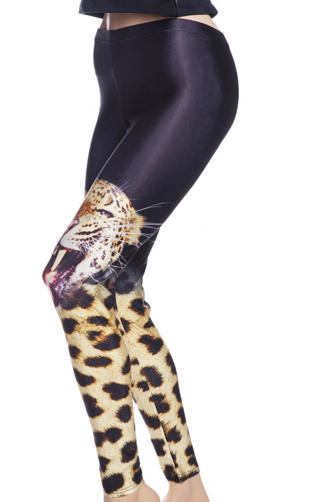 leggings och tights online sverige tiger lejon