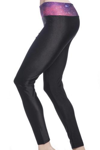 Svarta leggings och tights för sport och yoga online från webshop i Sverige