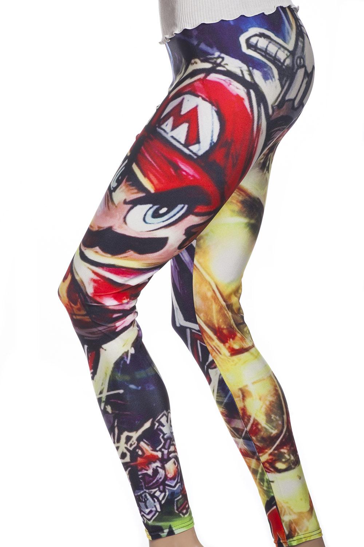 Super Mario leggings tights webshop online sverige