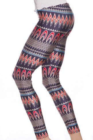 Grafiskt snygga leggings och tights med mönster webshop sverige