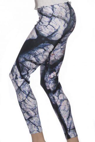 Svarta och gråa coola tights och leggings