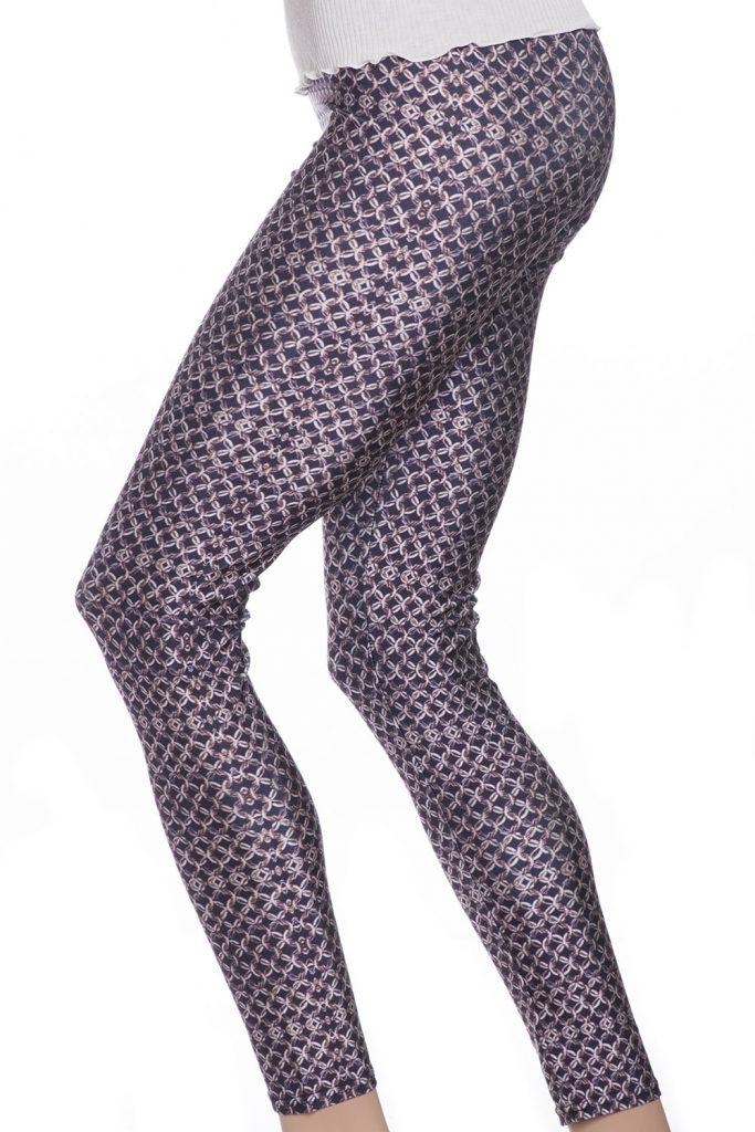 Grafiska leggings och tights
