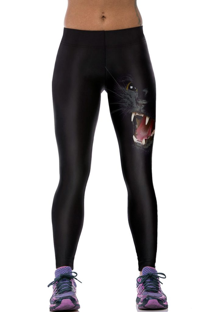 Black Panther Sport Leggings