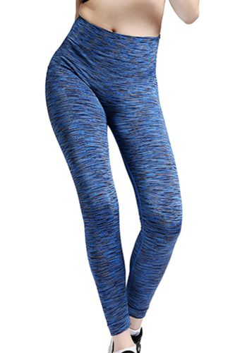 Blue Crush Fitness Leggings