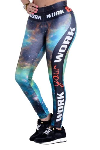 Galaxy Sport Leggings