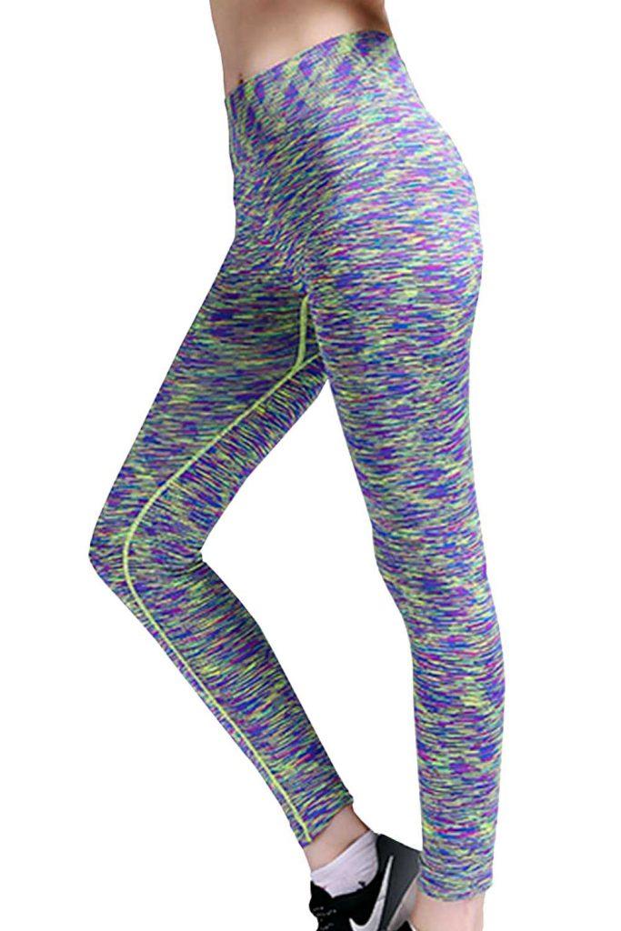 Green Crush Fitness Leggings