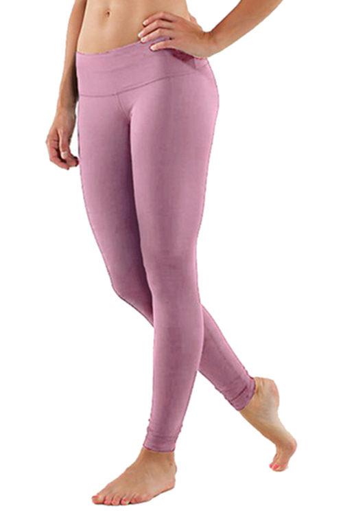 Light Pink Yoga Leggings