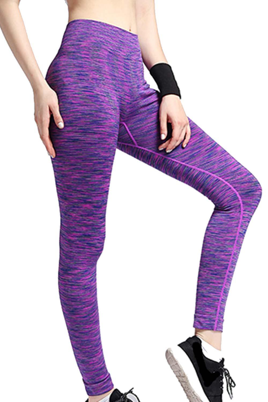 Purple Crush Fitness Leggings