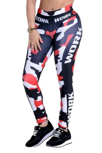 Red Army Sport Leggings