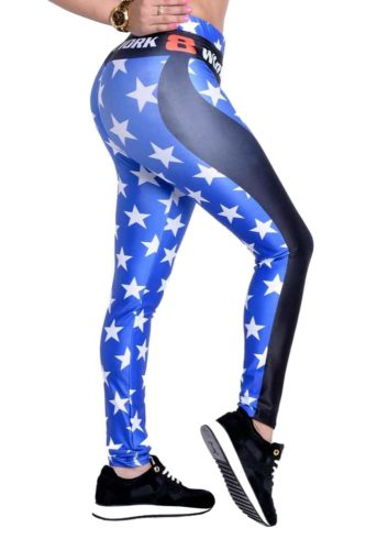 Stars Army Leggings
