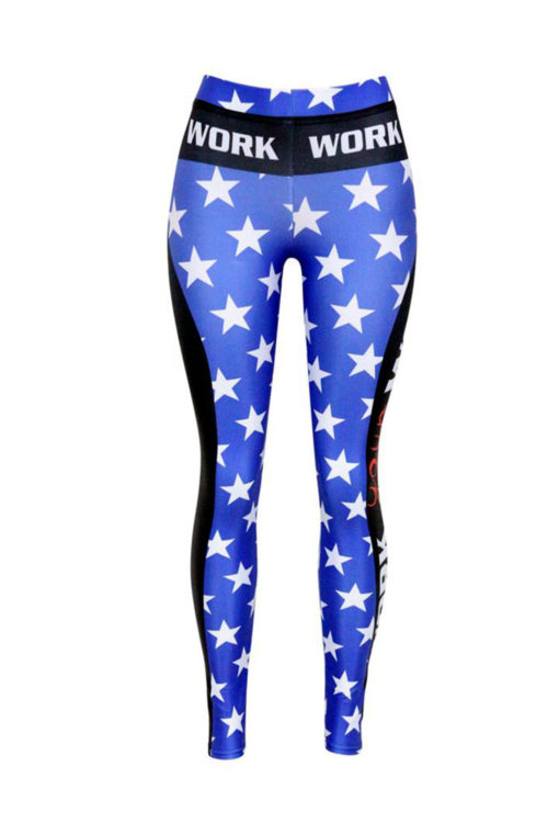 Stars Army Leggings