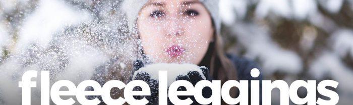 Varma leggings – för höst och vinter